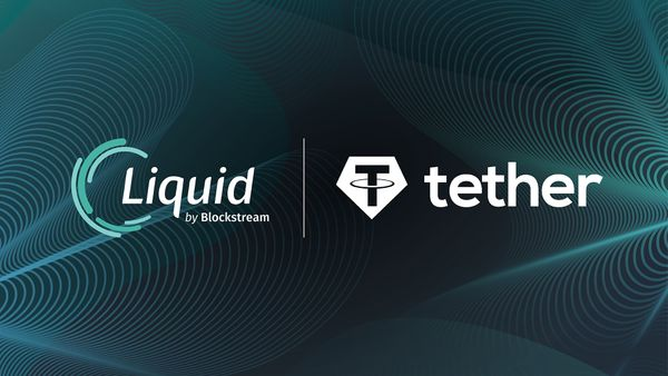 Tether Lands on the Liquid Network