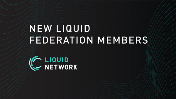 Eight New Members Join the Liquid Federation