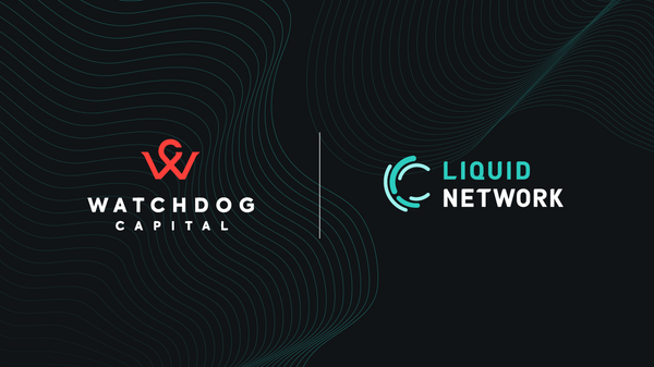 Watchdog Capital now supports the Liquid Network
