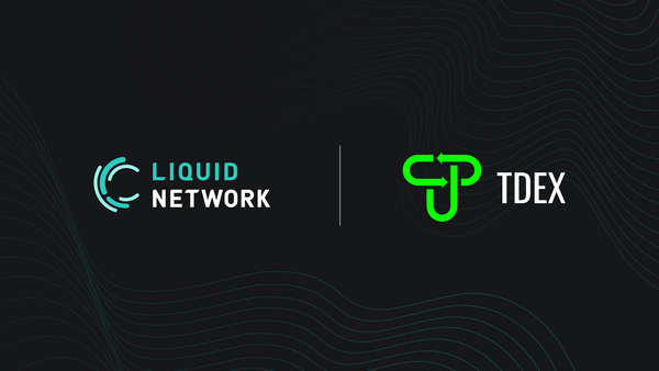 DEX Market-Making Made Easy on the Liquid Network with TDEX